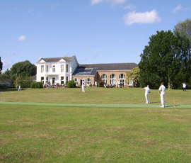 Coaver Cricket Club Exeter
